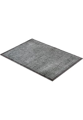 SCHÖNER WOHNEN-Kollektion Fußmatte »Manhattan 004«, rechteckig, 7 mm Höhe,... kaufen