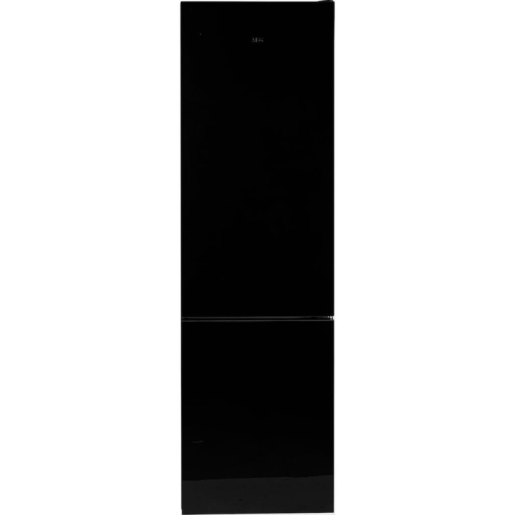 AEG Kühl-/Gefrierkombination »RCB736E4MK«