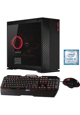 Hyrican »Alpha 6451« Gaming - PC (Intel, Core i9, RTX 2070 SUPER, Wasserkühlung) kaufen
