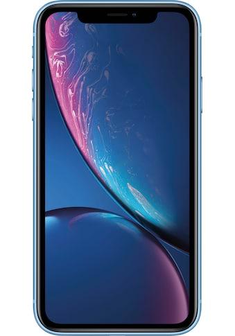 """Apple Smartphone »iPhone XR 6,1"""" 128 GB«, (15,5 cm/6,1 """" 128 GB Speicherplatz, 12 MP Kamera), ohne Strom-Adapter und Kopfhörer kaufen"""