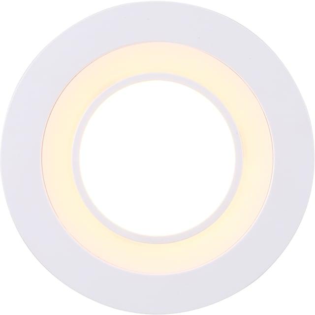 Nordlux,LED Einbaustrahler»2er Set Clyde 8«,