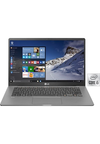 "LG Notebook »14Z90N-V.AR52G«, (35,56 cm/14 "" Intel Core i5 Iris Plus Graphics\r\n 256... kaufen"