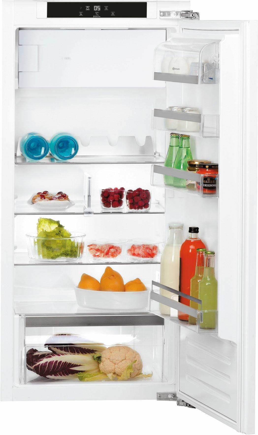 BAUKNECHT Einbaukühlschrank, 122 cm hoch, 55, 7 cm breit   Küche und Esszimmer > Küchenelektrogeräte > Kühlschränke   Bauknecht