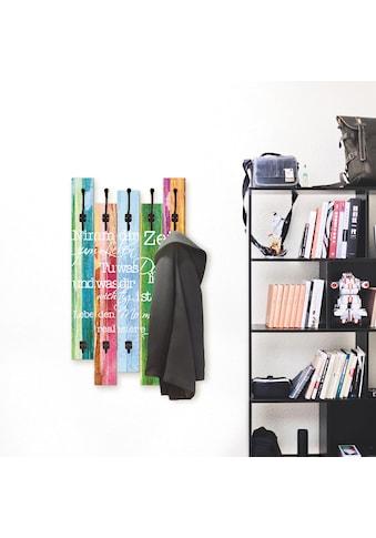 Artland Garderobenpaneel »Nimm dir Zeit« kaufen