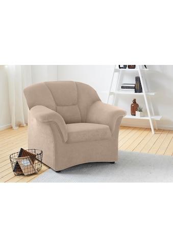 DOMO collection Sessel, mit und ohne Federkern lieferbar kaufen