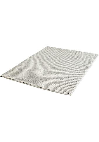 Obsession Teppich »My Loft 580«, rechteckig, 23 mm Höhe, Obermaterial: 50% Wolle, 50% Viskose, Wohnzimmer kaufen