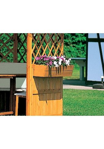 promadino Blumenkasten, für Pavillon »Palma« und »Marburg«, BxTxH: 108x22x19 cm kaufen