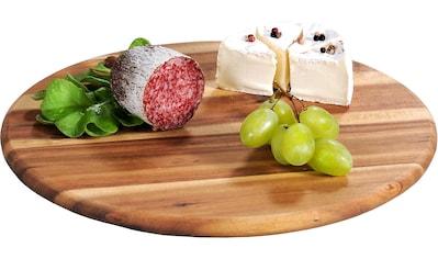 KESPER for kitchen & home Servierbrett, Ø 30 cm kaufen