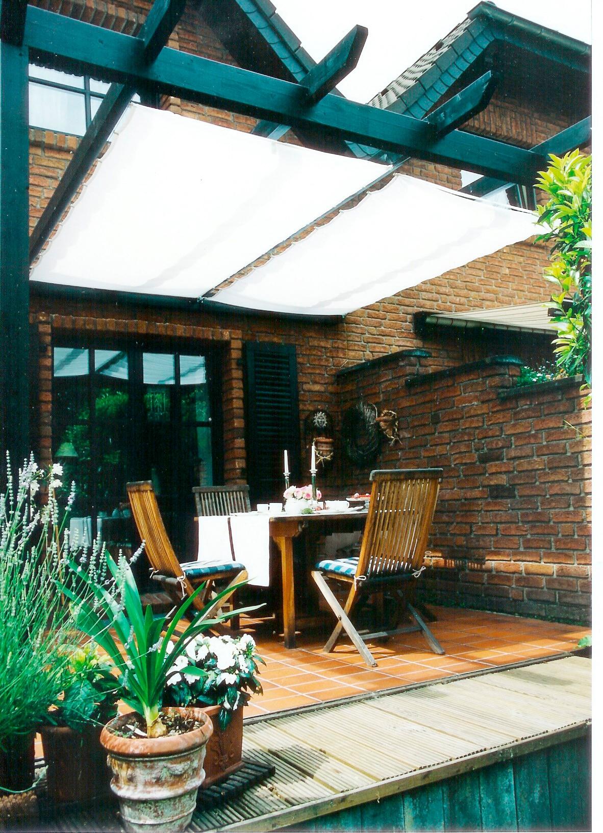 FLORACORD Sonnensegel »Innenbeschattung«, mit Seilspann-Set, BxL: 330x200 cm, 1 Bahn | Garten > Sonnenschirme und Markisen > Sonnensegel | Floracord