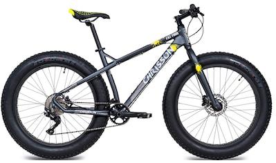 Chrisson Fatbike »Fat Four«, 10 Gang, Shimano, Deore RD-M6000-GS Schaltwerk,... kaufen