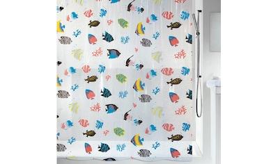 spirella Duschvorhang »Fish« Breite 180 cm kaufen