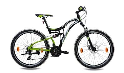 KCP Mountainbike »Fairbanks«, 21 Gang Shimano Tourney RD - TY300 - GS Schaltwerk, Kettenschaltung (1 - tlg.) kaufen