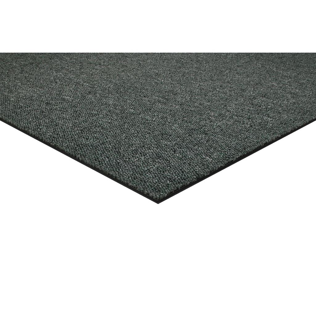 Teppichfliese »Jersey«, quadratisch, 3 mm Höhe, selbstliegend