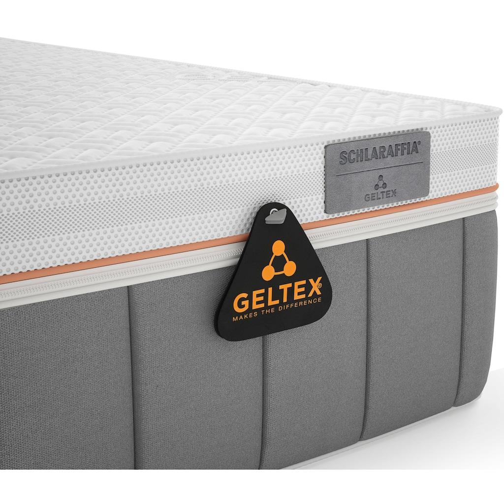 Schlaraffia Gelschaummatratze »GELTEX™ Quantum Touch 260«, 26 cm cm hoch, Raumgewicht: 45 kg/m³, (1 St.), 90 Nächte Probeschlafen!*