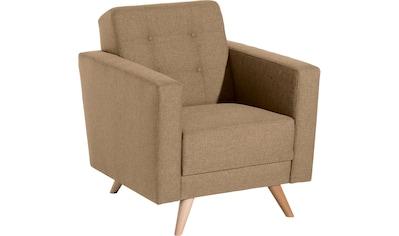 Max Winzer® Sessel »Julius« kaufen