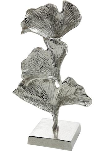 GILDE Dekoobjekt »GILDE Skulptur Ginkgo« (1 Stück) kaufen
