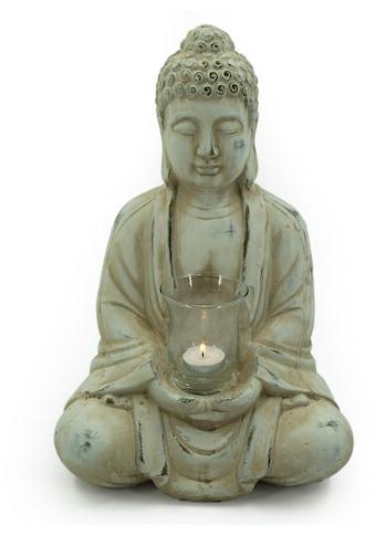 NOOR LIVING Teelichthalter »Buddha« (2 Stück) kaufen