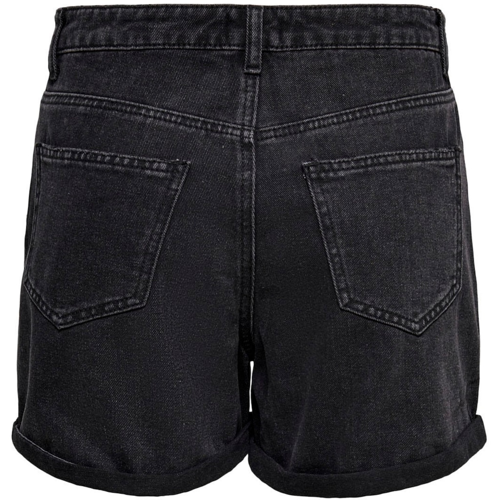 Only Jeansshorts »ONLPHINE«, schmaler Saumaufschlag