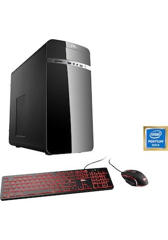 CSL PC »Speed V1180«, Intel®, Pentium® Gold G6400 2× 4000 MHz inkl. Hyper-Threading kaufen