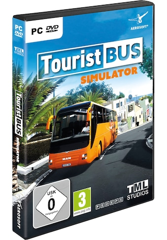 Tourist Bus Simulator PC kaufen