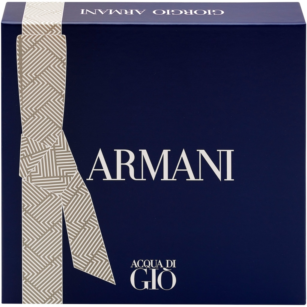 Giorgio Armani Duft-Set »Acqua di Gio«, (3 tlg.)