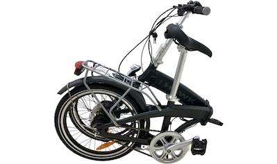 HAWK Bikes E - Bike »HAWK eFolding«, 7 Gang Shimano Nexus 7G Schaltwerk, Frontmotor 250 W kaufen