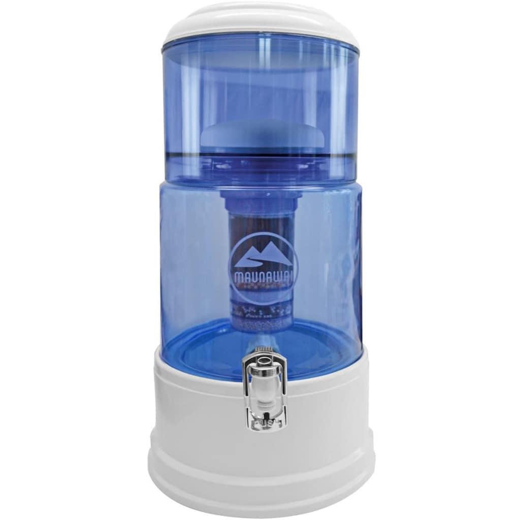 Maunawai Kalk- und Wasserfilter, Filtersystem ohne Chemie und ohne Silber-Ionen, für die PiPrime Quelle ab 15°dH