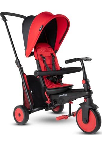 smarTrike® Dreirad »FoldingTrike STR3, Rot«, mit verstellbarem Sonnenschutzdach kaufen