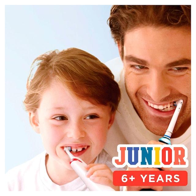 Oral B Elektrische Kinderzahnbürste Junior Star Wars, Aufsteckbürsten: 1 Stk.