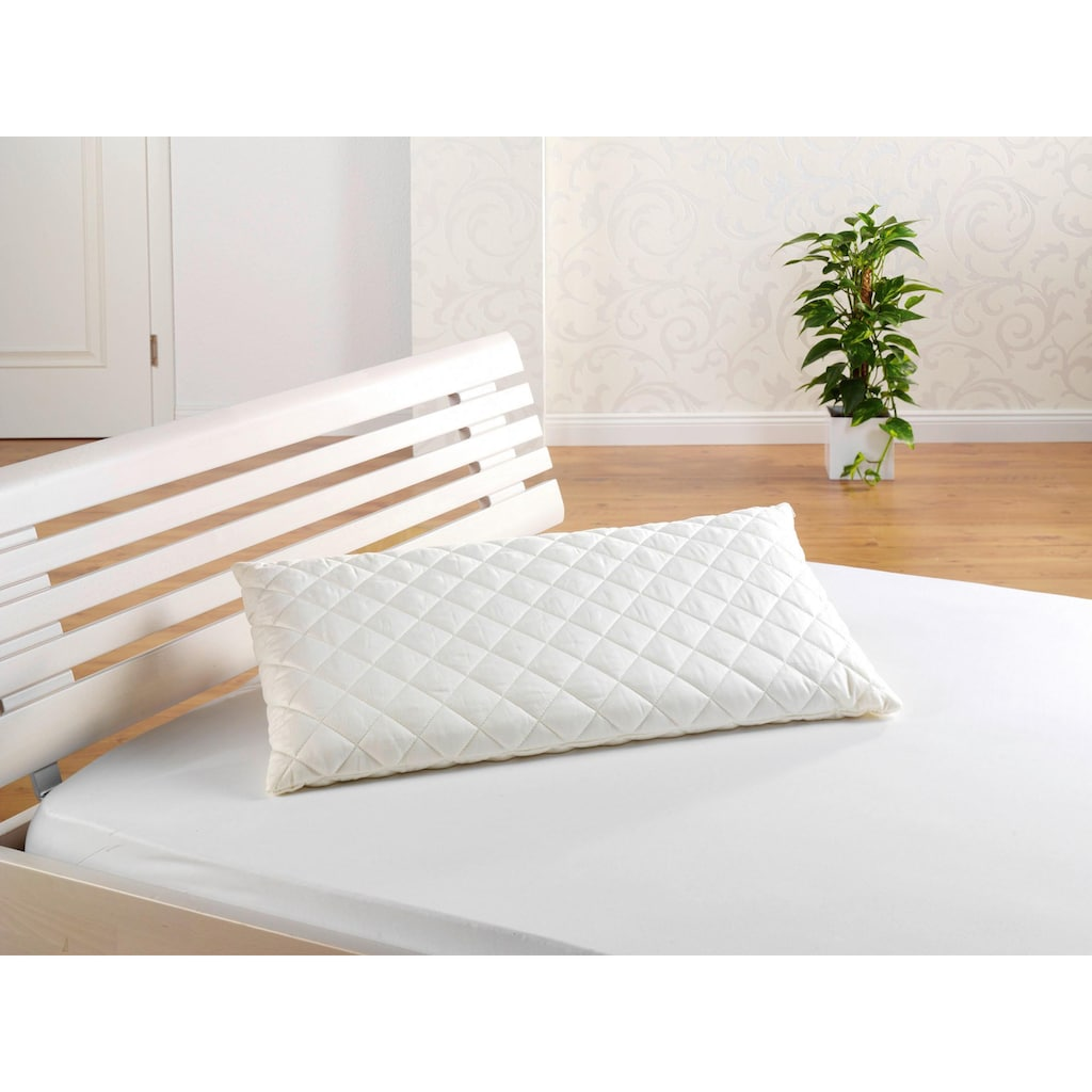 f.a.n. Schlafkomfort Dinkelkörnerkissen »Dinkelkissen«, (1 St.)