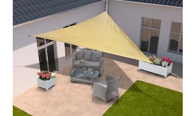 KONIFERA Sonnensegel »Dreieck«, 360x360x360 cm kaufen