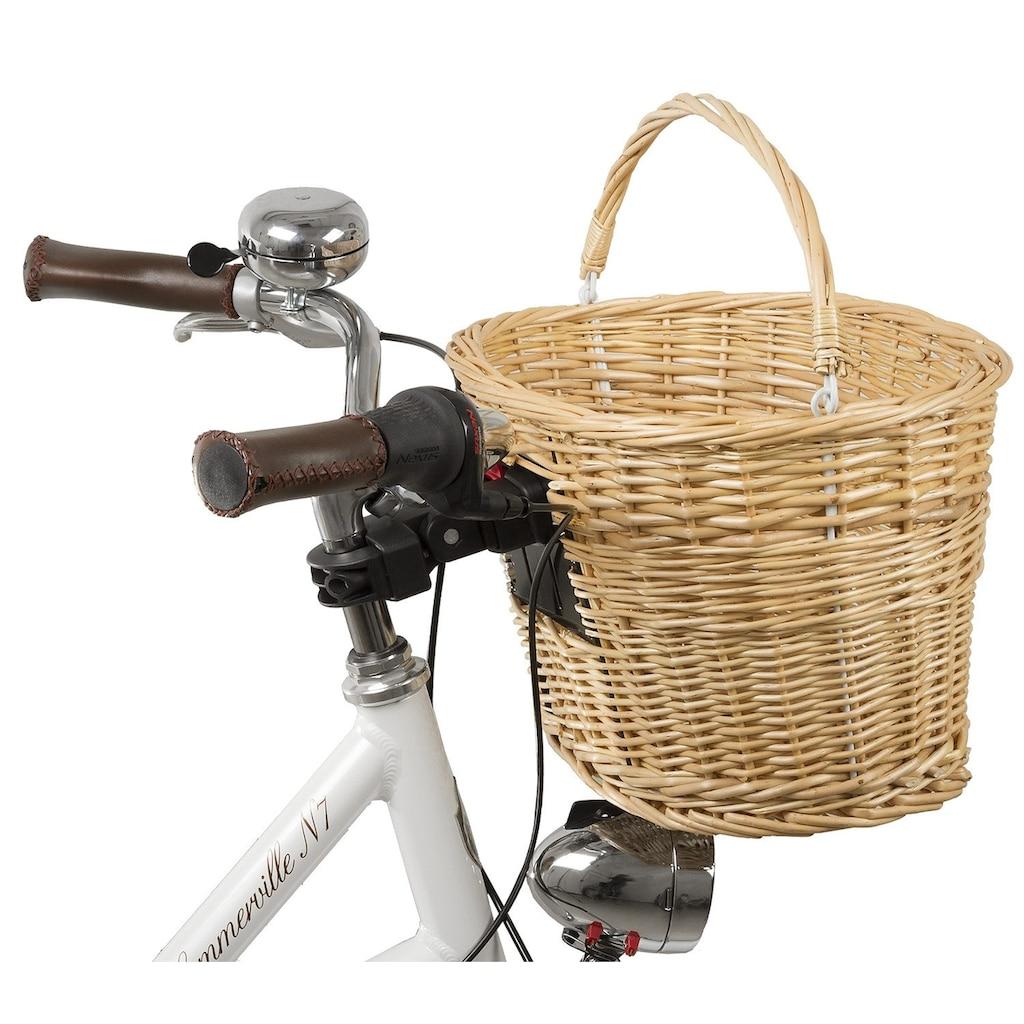 M-Wave Fahrradkorb »BA-FW Clip«