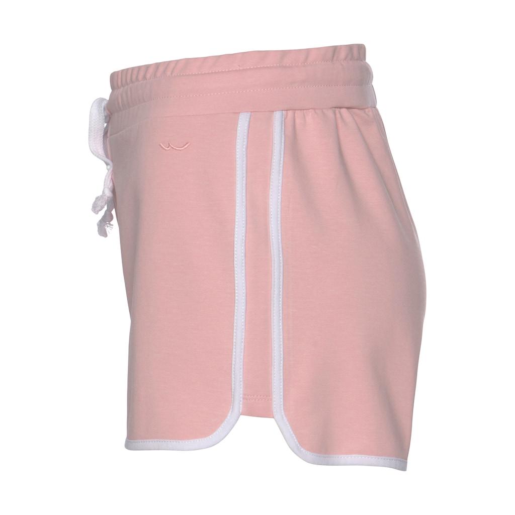 LTB Shorts »MOHIRA«, aus Jersey zum Binden