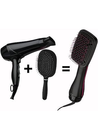 Revlon Haarglättbürste »RVDR5212UK2«, Ionen-Technologie, Salon One-Step Hair Dryer & Styler kaufen