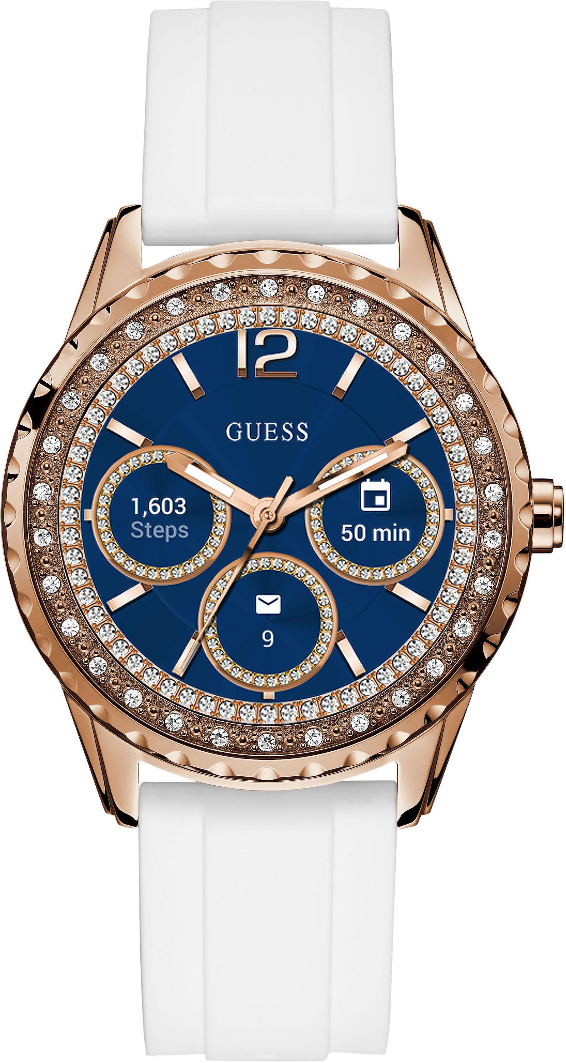 GUESS CONNECT JEMMA, C1003L1 Smartwatch (Android Wear) | Uhren > Smartwatches | GUESS CONNECT