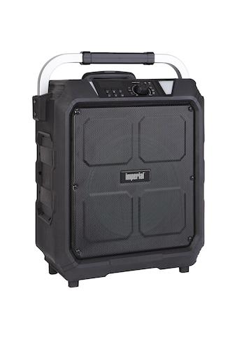 IMPERIAL by TELESTAR Party-Lautsprecher »BEATSMAN 100«, mit 100W Leistung, Bluetooth 4.2 kaufen