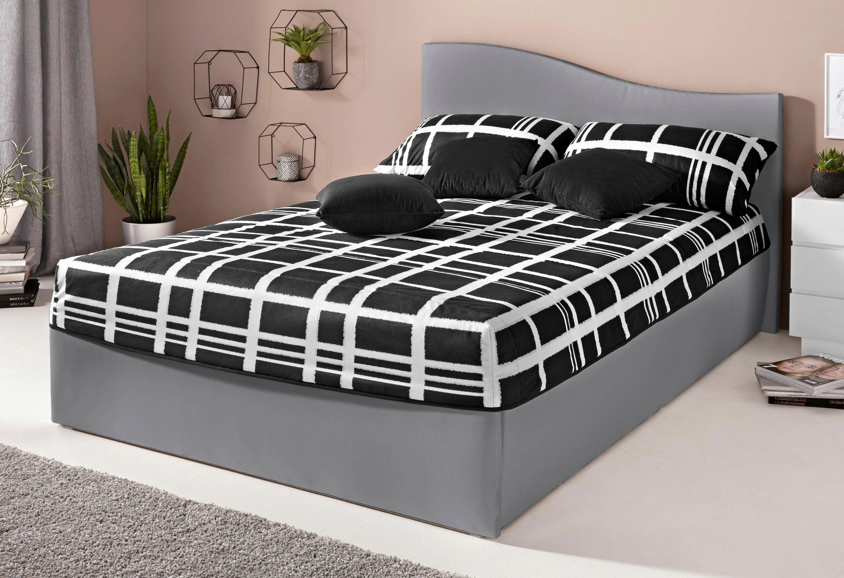 Westfalia Schlafkomfort Polsterbett | Schlafzimmer > Betten | Westfalia Schlafkomfort