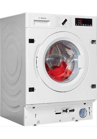 BOSCH Einbauwaschmaschine »WIW28442«, 8, WIW28442, 8 kg, 1400 U/min kaufen