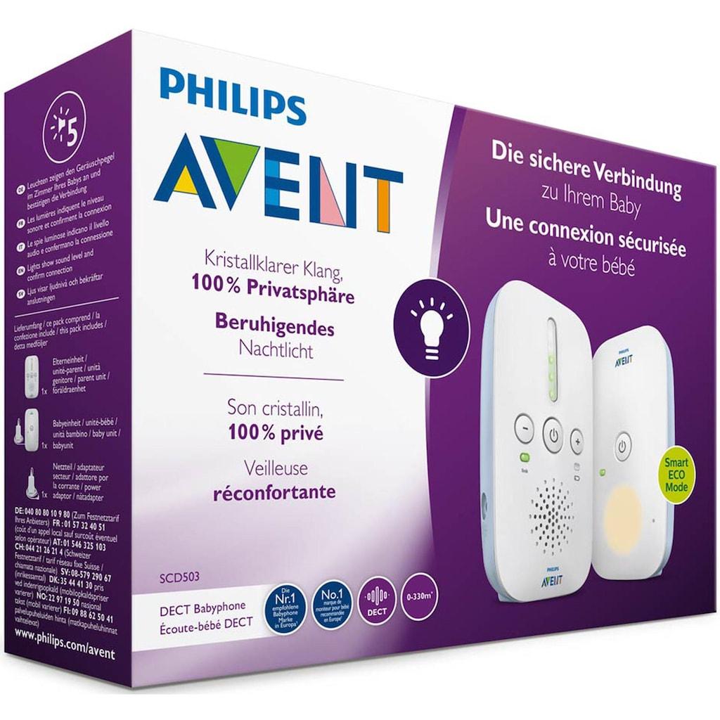 """Philips AVENT Babyphone """"SCD503/26"""""""