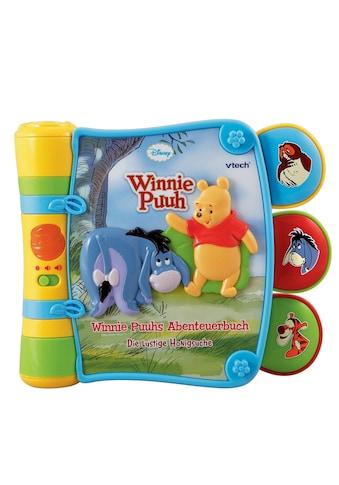 """Vtech® Buch """"Winnie Puuhs Abenteuerbuch, Die lustige Honigsuche"""" kaufen"""