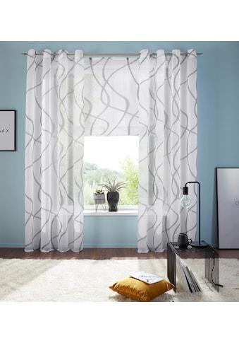 my home Raffrollo »Bene«, mit Klettband, ohne Bohren kaufen