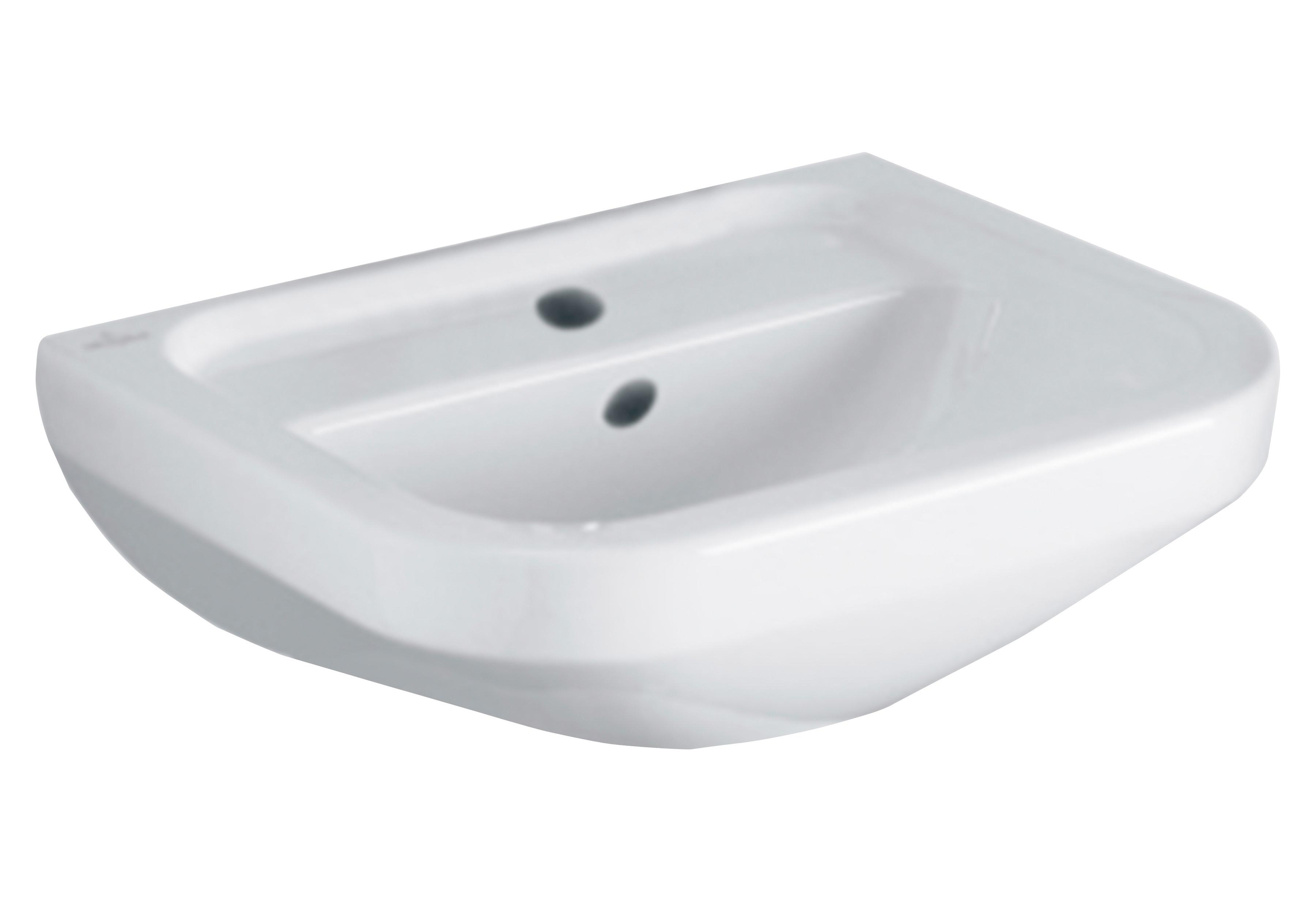 Villeroy & Boch Keramik Waschtisch / Waschbecken »Architectura« Breite 46 cm