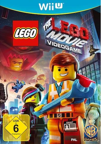 The LEGO Movie Videogame Nintendo Wii U kaufen