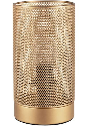 Pauleen Tischleuchte »Golden Mesh«, E14, 1 St., Metall Gold kaufen