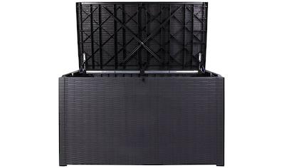 ONDIS24 Gartenbox »Java«, Auflagenbox für Loungemöbel, 870 Liter, UV-beständig kaufen