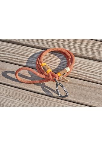 Alpenpfote Hundeleine mit Handschlaufe kaufen