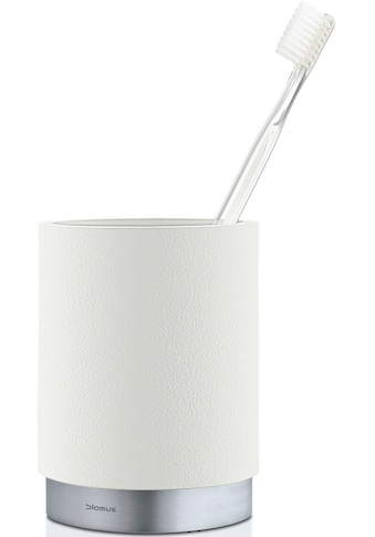 BLOMUS Zahnputzbecher, »Zahnputzbecher  - ARA -  weiß« kaufen