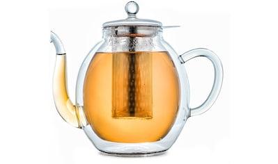 Creano Isolierkanne, (1), doppelwandig, 1,4 Liter, Borosilikatglas kaufen