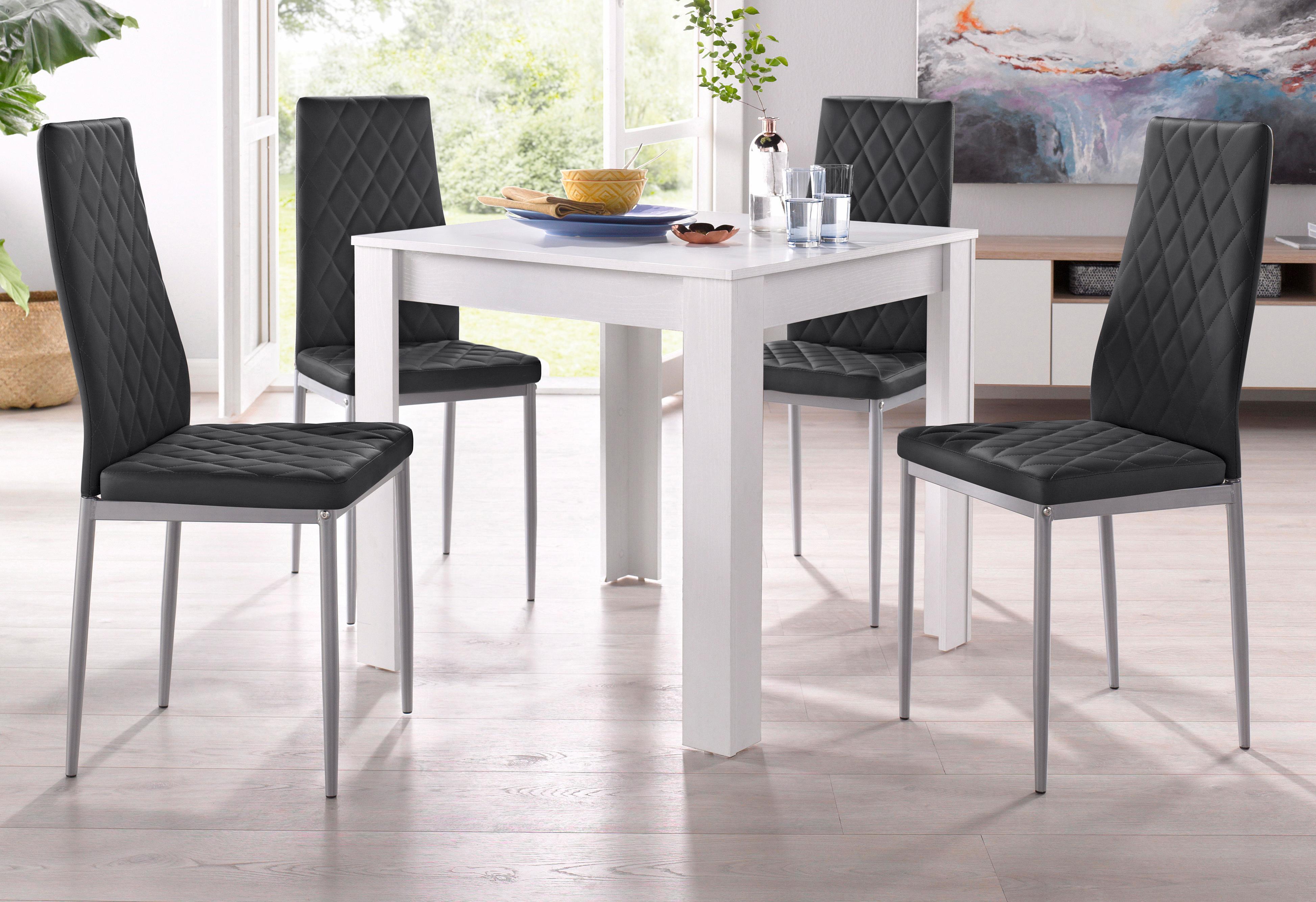 Essgruppe (Set, 5-tlg)   Küche und Esszimmer > Essgruppen > Essgruppen   QUELLE