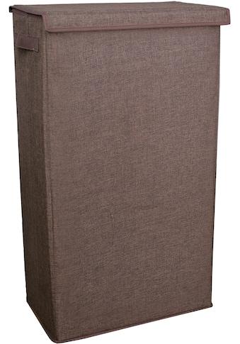 Franz Müller Flechtwaren Wäschebox, faltbar, Höhe 74 cm kaufen